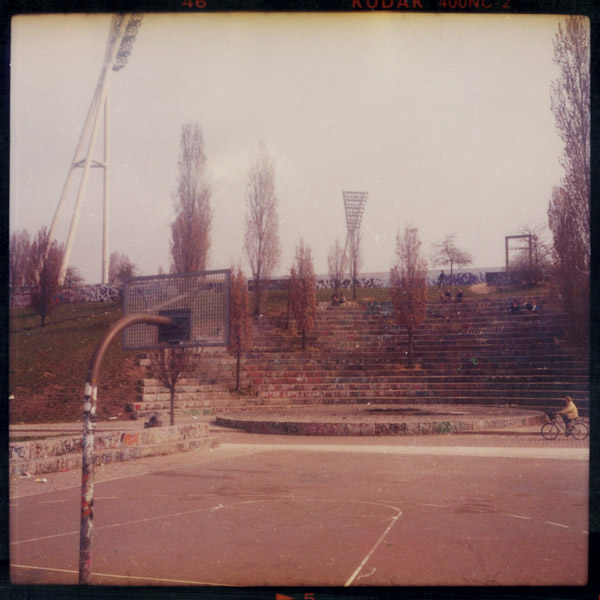 mauerpark, c-print, berlin - Pieces of Berlin - Book and Blog