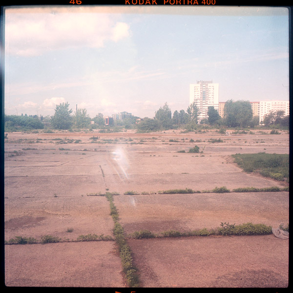 wasteland, berlin - Pieces of Berlin - Book and Blog