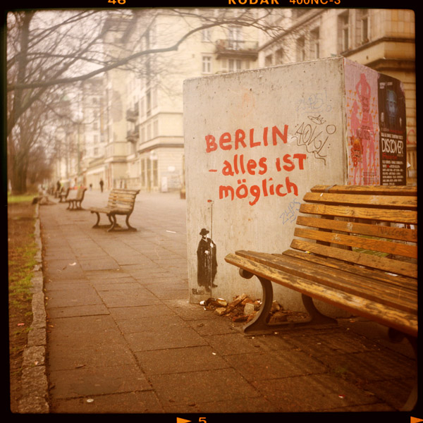 berlin alles ist möglich, streetart, berlin, fotokunst, print, kaufen