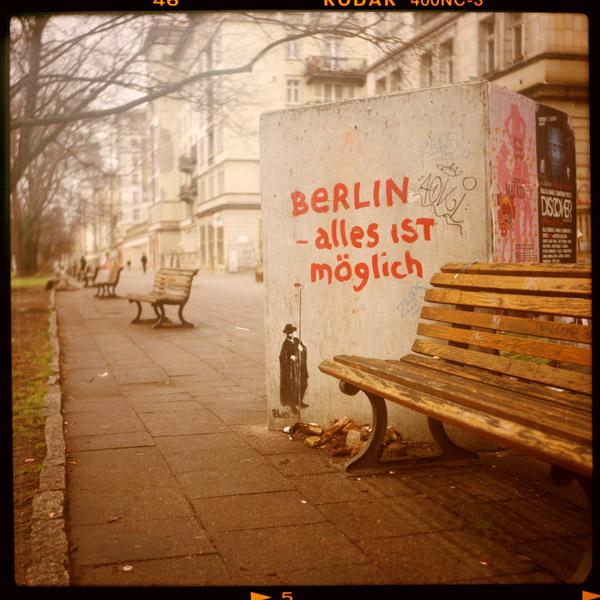 berlin, frankfurter allee, alles ist möglich