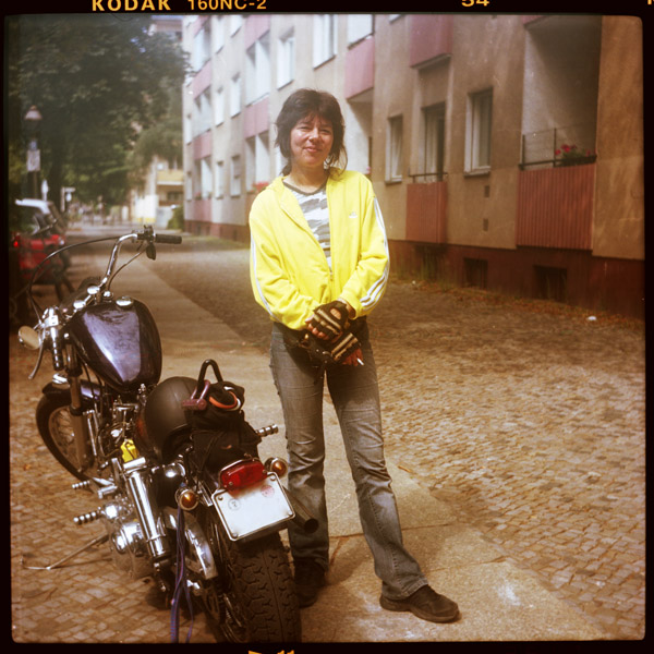 portrait, elli, charlottenburg, berlin, 45 - Pieces of Berlin - Book and Blog