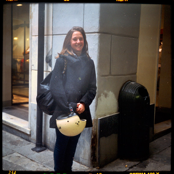 schülerIn, maria theresa, 15 - Pieces of Berlin - Book and Blog