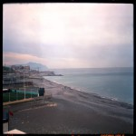 genova - a piece of silent sea