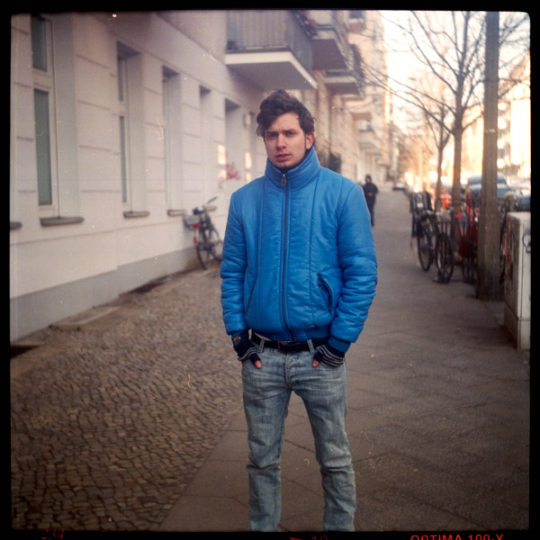 joab, bloggerIn, 28 - Pieces of Berlin - Book and Blog
