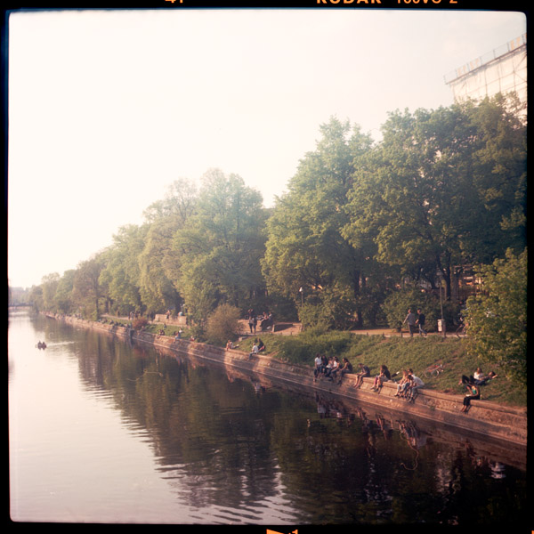 berlin bilder - a piece of relax