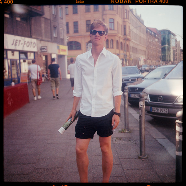 studentIn, prenzlauer berg, portrait, mitte, lennart, 24 - Pieces of Berlin - Collection - Blog
