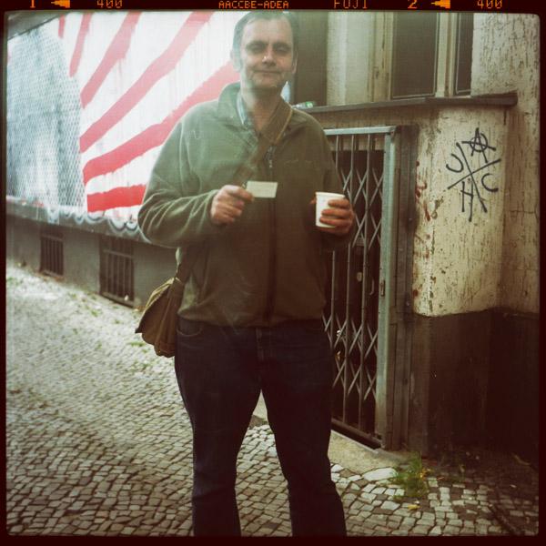 portrait, neukölln, maximilian, drucker, berlin, 46 - Pieces of Berlin - Book and Blog