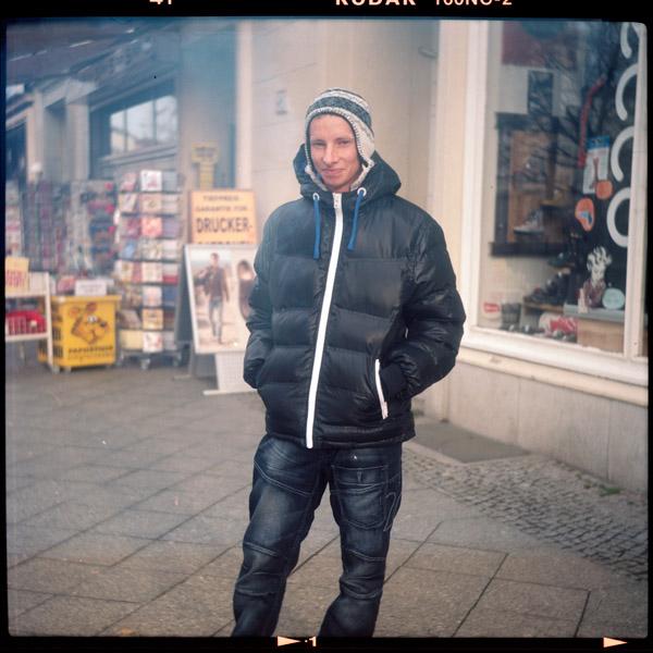praktikantIn, portrait, patrick, berlin, 21 - Pieces of Berlin - Book and Blog
