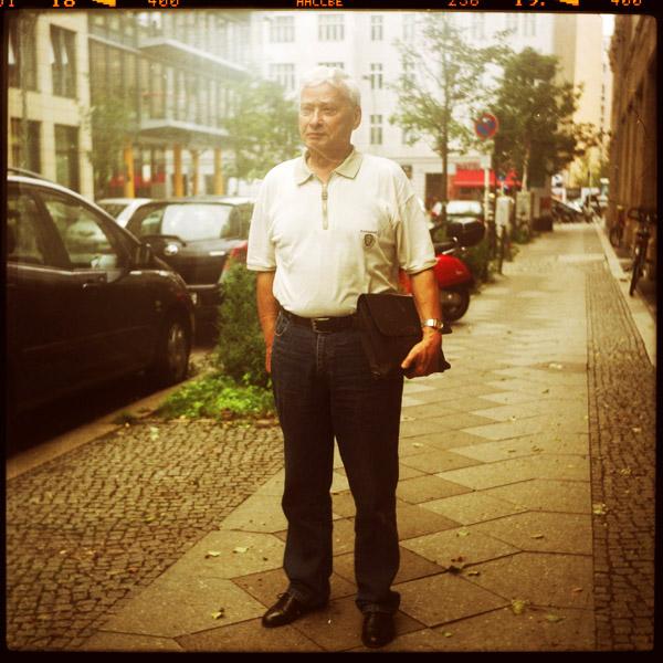 rentnerIn, reiner, portrait, berlin, 71 - Pieces of Berlin - Book and Blog