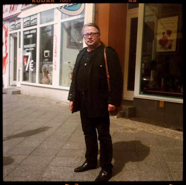 roland, portrait, fotografIn, berlin, 33 - Pieces of Berlin - Book and Blog