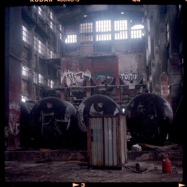 rüdersdorf, dead places - Pieces of Berlin - Book and Blog