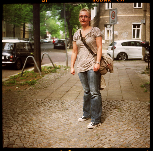 zahnarzthelferIn, weißensee, sandra, portrait, 33 - Pieces of Berlin - Book and Blog