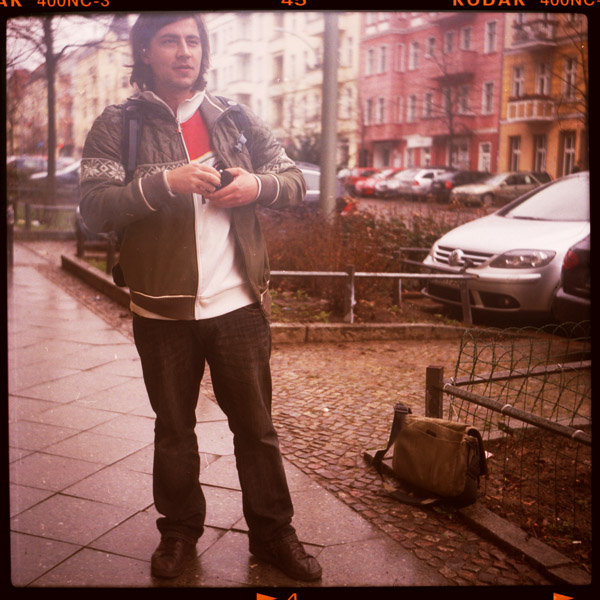 studentIn, stefan, portrait, friedrichshain, berlin, 29 - Pieces of Berlin - Book and Blog