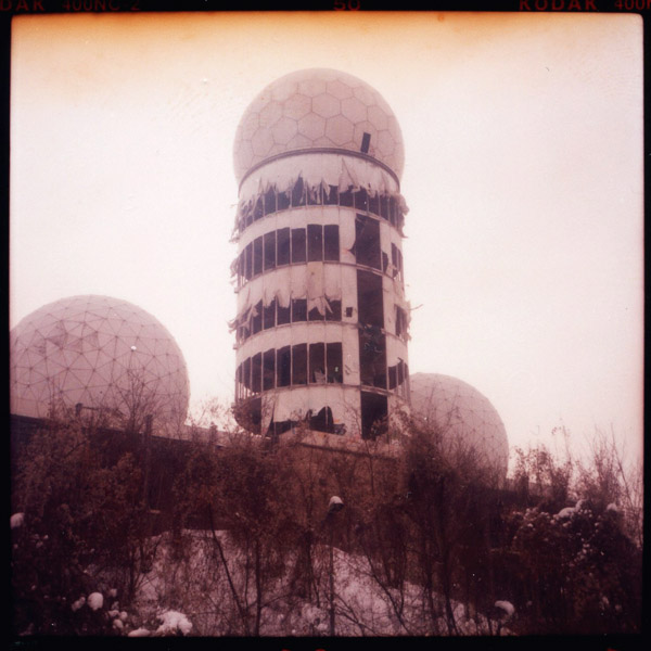teufelsberg, dead places, c-print, berlin - Pieces of Berlin - Book and Blog