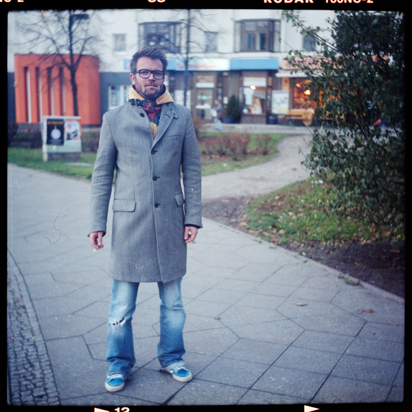 thomas, portrait, gamedesignerIn, berlin, 34 - Pieces of Berlin - Collection - Blog