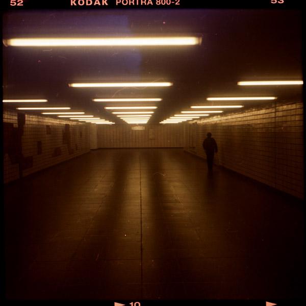 underground, u-bahn, c-print, berlin - Pieces of Berlin - Book and Blog