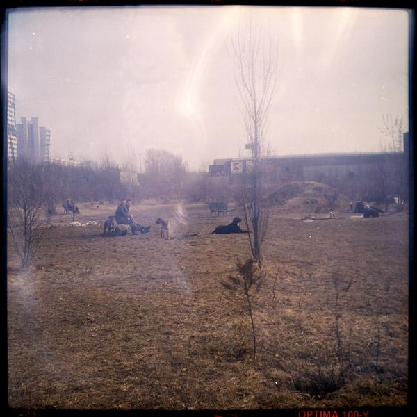 wasteland, intact, friedrichshain, c-print, berlin - Pieces of Berlin - Book and Blog