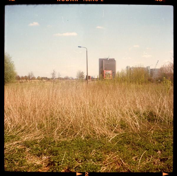 wasteland, lichtenberg, c-print, berlin - Pieces of Berlin - Book and Blog