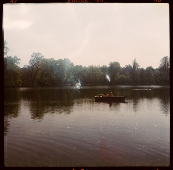 weißensee, relax, fishing, c-print, berlin - Pieces of Berlin - Book and Blog