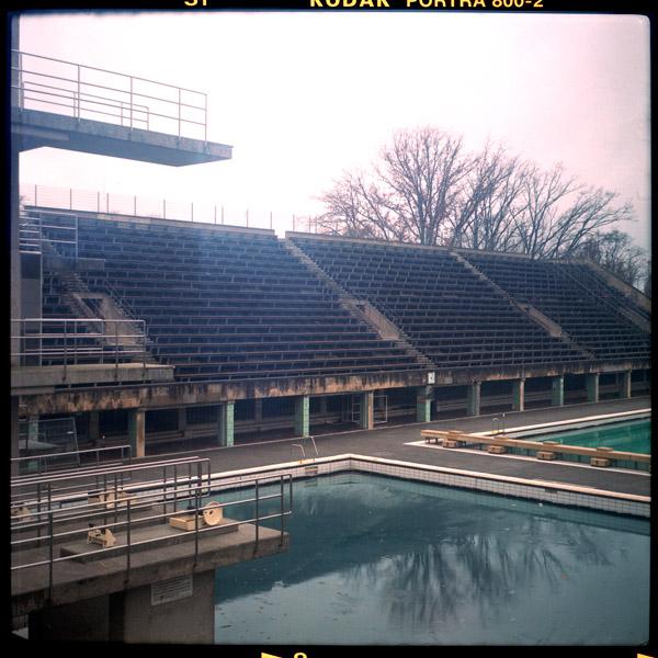olympiastadion, c-print, berlin - Pieces of Berlin - Book and Blog
