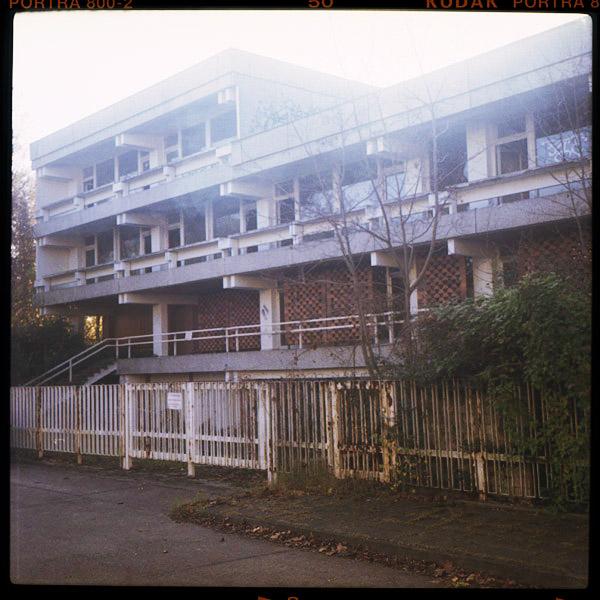 berlin, dead places, pankow, irakische botschaft