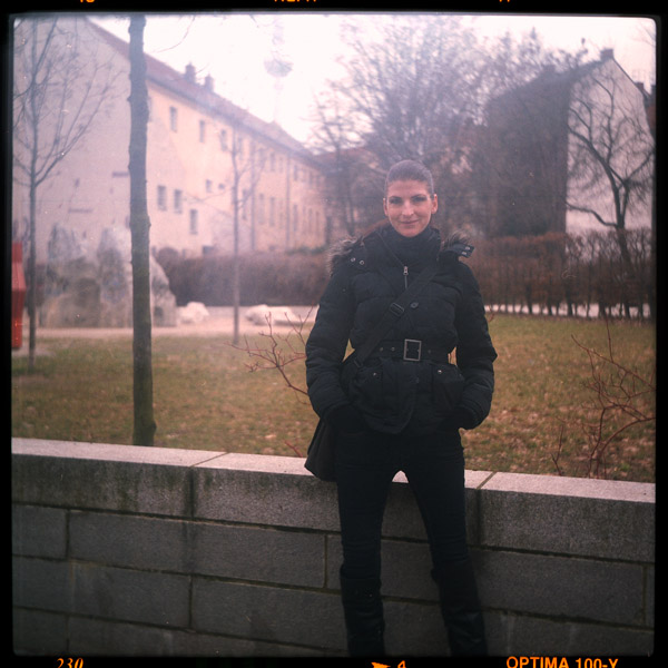simonetta, harfenistIn, 30 - Pieces of Berlin - Book and Blog