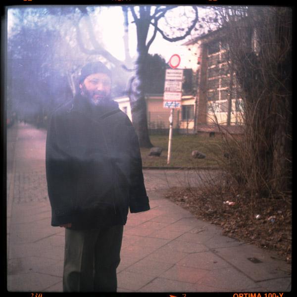 imam, anuar, 50 - Pieces of Berlin - Book and Blog