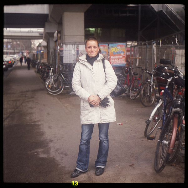 studentIn, anett, 25 - Pieces of Berlin - Book and Blog
