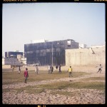 senegal - a piece of football