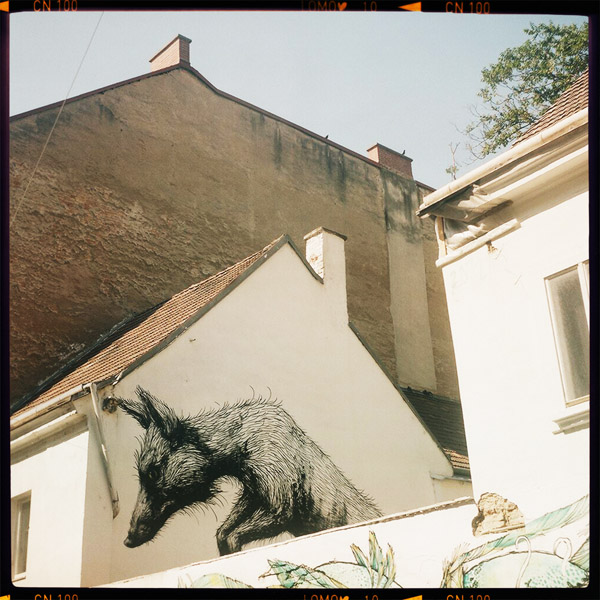 wien, exhibition, ausstellung - Pieces of Berlin - Book and Blog