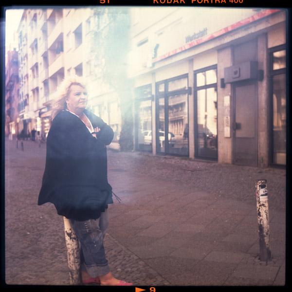 schöneberg, portrait, petra, hausfrau, brandenburg, berlin, 44 - Pieces of Berlin - Book and Blog