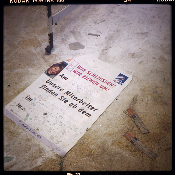 dead places, cite foch, c-print, berlin - Pieces of Berlin - Book and Blog