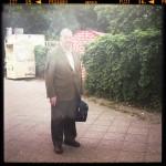 siegfried, grünflächenpfleger, 46 - Pieces of Berlin - Book and Blog