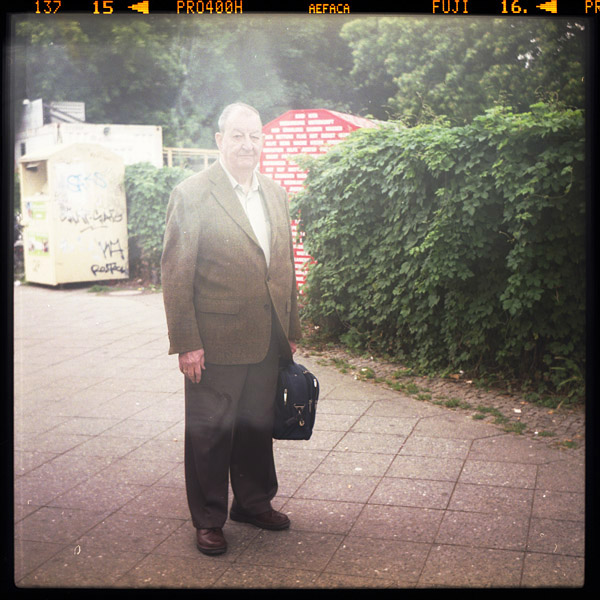 wittenau, siegfried, rentnerIn, portrait, ostpreußen, berlin, 85 - Pieces of Berlin - Book and Blog