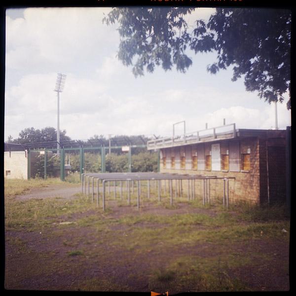 tennis borussia, stadion, c-print, berlin - Pieces of Berlin - Book and Blog