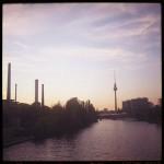 fernsehturm, berlin, alexanderplatz - Pieces of Berlin - Book and Blog
