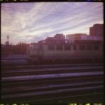 berlin bilder - a piece of sunset I