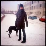 romina, portrait, modedesignerIn, kreuzberg, berlin, 33 - Pieces of Berlin - Book and Blog
