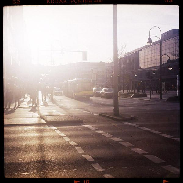 sommer, neukölln, hermannplatz, c-print, berlin - Pieces of Berlin - Book and Blog