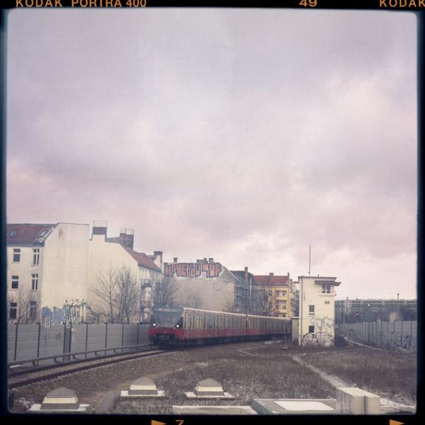 Ostkreuz, Berlin, S-Bahn