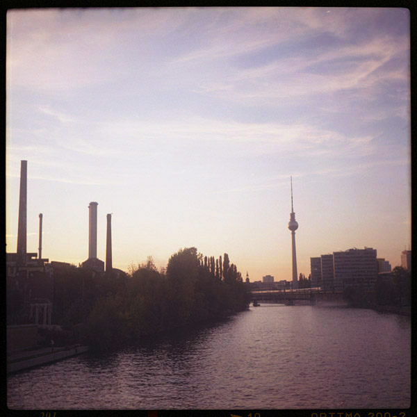 feedback, berlin, anniversary - Pieces of Berlin - Book and Blog