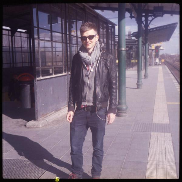 alexander, s-bahnhof tempelhof, ringbahn special, portrait, berlin, fotokunst