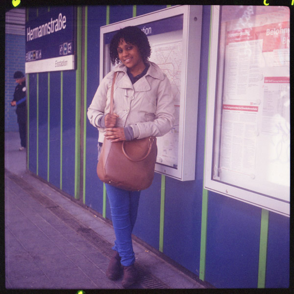 uganda, studentIn, special, ringbahn, portrait, neukölln, mary, hermannstraße, berlin, 24 - Pieces of Berlin - Book and Blog