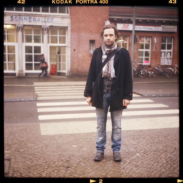 special, ringbahn, portrait, neukölln, musikerIn, daniele, charlottenburg, berlin, 33 - Pieces of Berlin - Book and Blog
