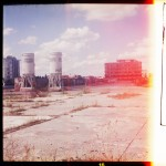 berlin bilder - a piece of wasteland VII