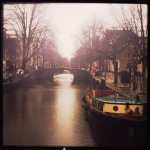 amsterdam - a piece of an end