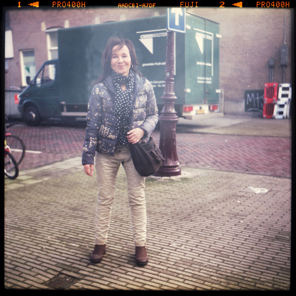 portrait, exkursion, designerIn, annette, amsterdam, 49 - Pieces of Berlin - Book and Blog