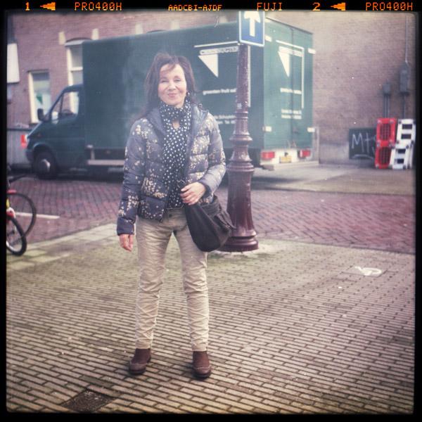 portrait, exkursion, designerIn, annette, amsterdam, 49 - Pieces of Berlin - Book and Blog