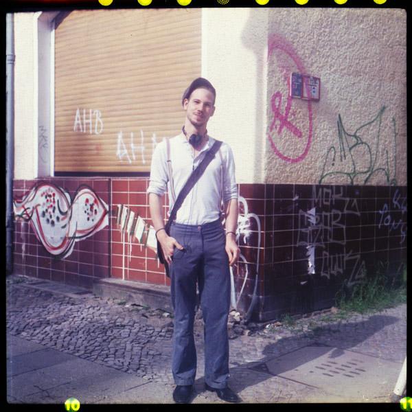 tilman, rixdorf, portrait, neukölln, berlin, 29 - Pieces of Berlin - Book and Blog
