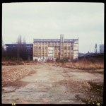 berlin bilder - a piece of wasteland VIII